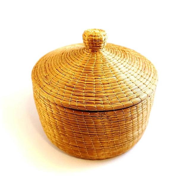 【ビオジュエリー】 黄金の草 カッピンドウラード ジュエリーボックス JBLT-2