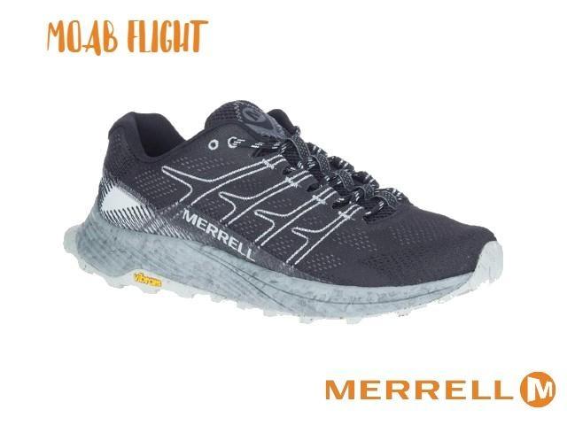 【merrell】 MOAB FLIGHT(BLACK)