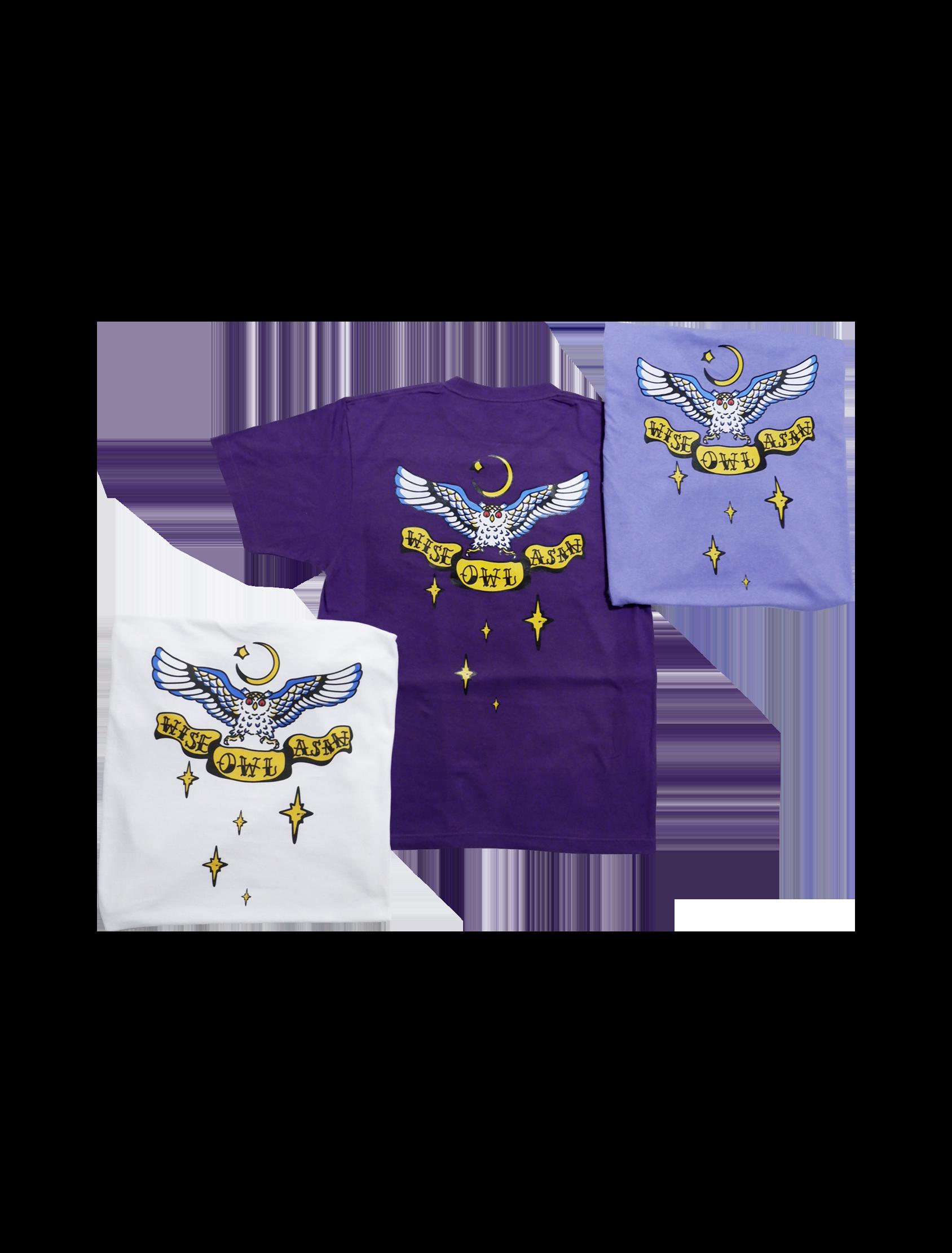 FLYING OWL TEE (受注生産)