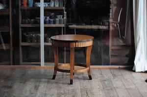 Mid Century Modern LANE Round Coffee Table