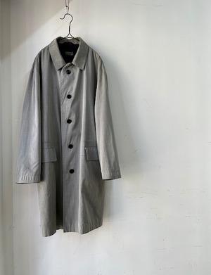 1990's Italian silk coat  (とあるメゾンのシルクコート)