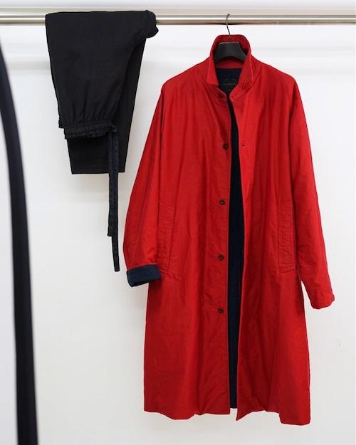 <SOLD OUT>Chez VIDALENC - Bobi Coat Boiled Wool Lining