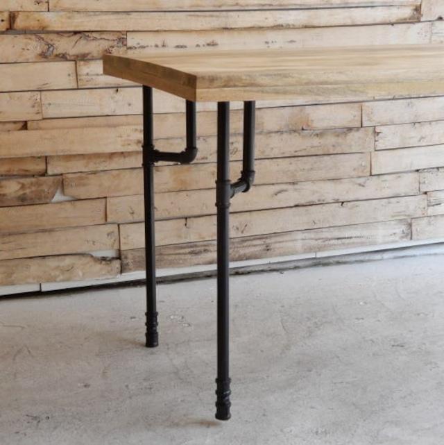 TOPANGA Furniture ウォーターパイプ テーブル脚 H72cm【1本単位】