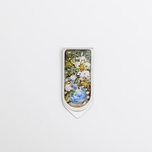 ルノワール アートクリップ 春の花束