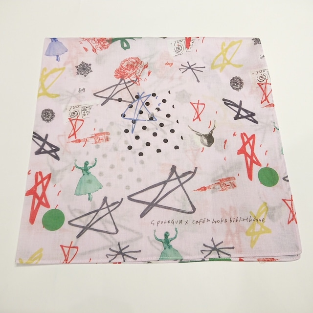 【スペシャルコラボアイテム】Spologum / Original Handkerchief