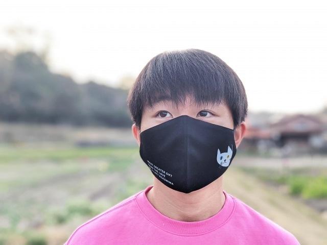 【NEW】にゃーろんマスク 6枚セット ≪全国送料無料≫ 選べる42パターン!!