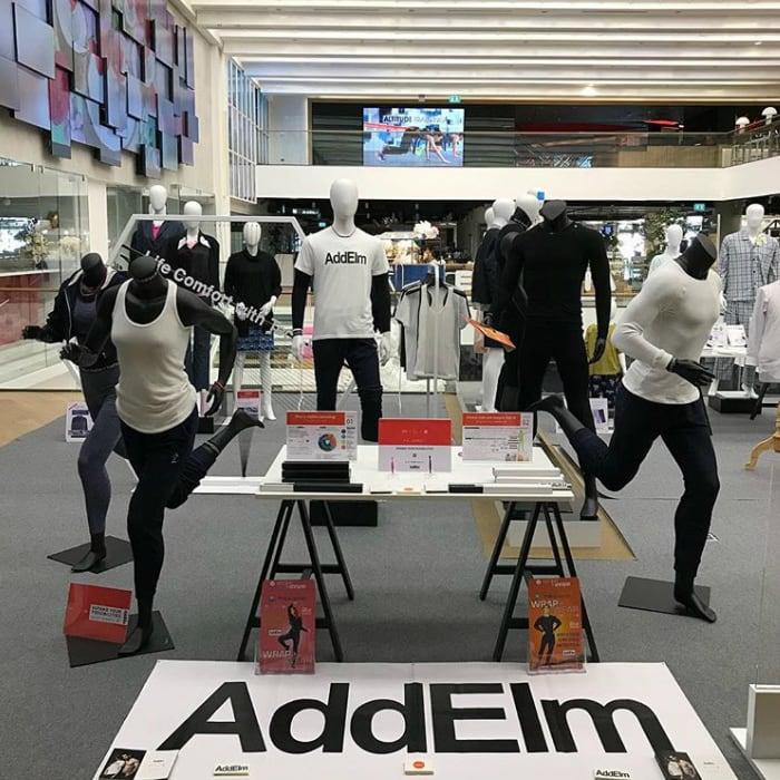 AddElm NEWライトネックレス(ブラック)