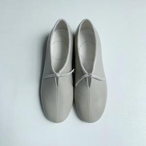 【COSMIC WONDER】Beautiful light leather string folk shoes / 14CW64012