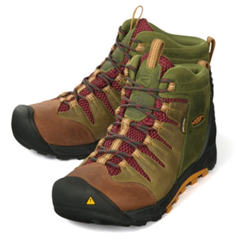 KEEN キーン『Bryce Mid WP』