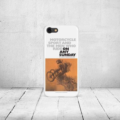 iPhone7 & 8ケース・On Any Sunday (オンエニーサンデイ)・オリジナル