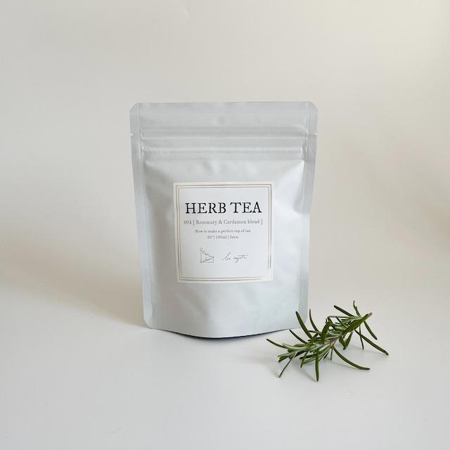 HERB TEA ベーシックブレンド ( ティーパック)