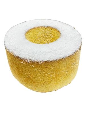 みかんのシフォンケーキ5号サイズ(食べたい時にふわふわ冷凍パック)