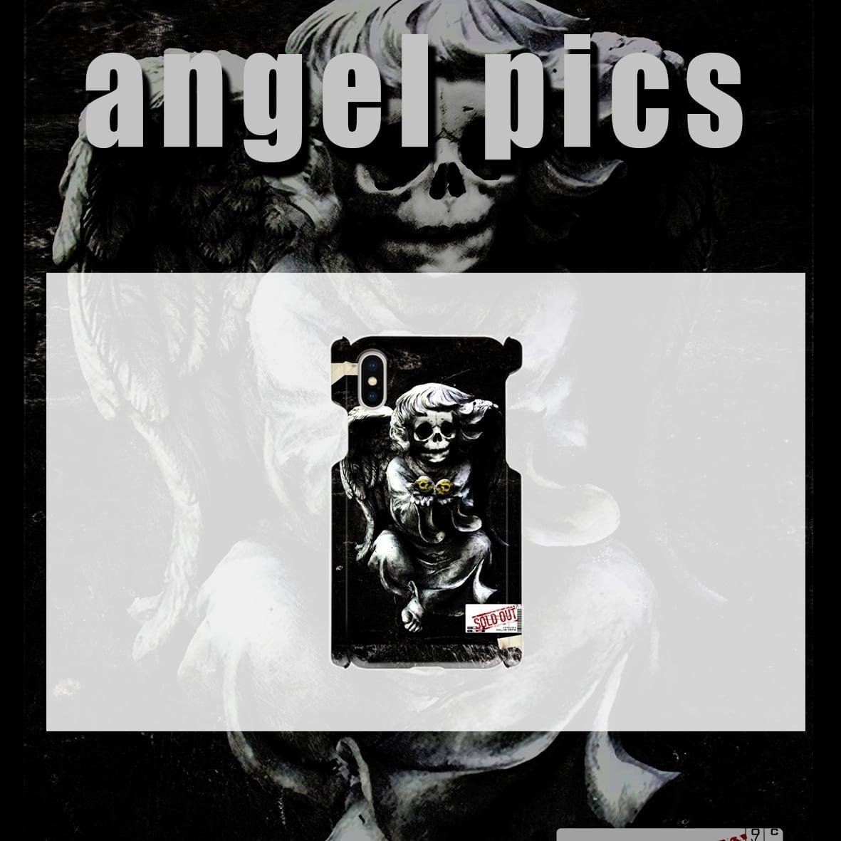 angel pics case マットタイプ(ツヤなし)