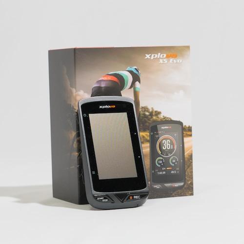 Xplova X5 Evo HDビデオカメラ付きサイクルコンピューター