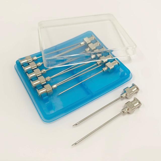 【工業・実験/研究用】 VAN金属針 輸血針 中 12本入(医療機器・医薬品ではありません)
