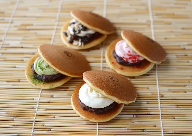 【どら焼き×バタークリーム】ドラバタさん 1番人気!ドラバタ「プレーン」5個セット