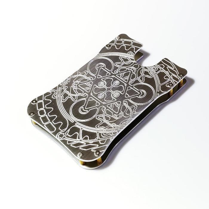 【遊星名刺入れ・カードケース】 不思議でカッコいいデザイン / プレゼントにもおしゃれ