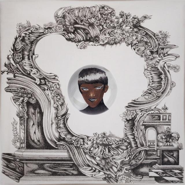 "Yves Tumor - The Asymptotical World EP (LTD. Japan 12""+OBI)"