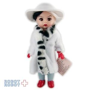 マクドナルド マダムアレキサンダードール2004 #2 Wendy Doll as Cruella De Vil クルエラ・ド・ヴィル(101匹わんちゃん)