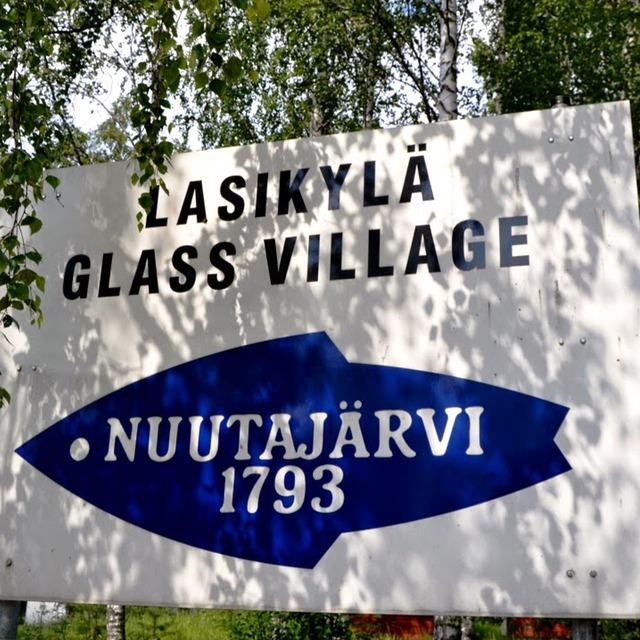 Nuutajarvi ヌータヤルビ  Juha ユハ デザートボウル 北欧ヴィンテージ