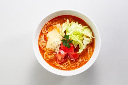 トマトラーメン × 4食の商品画像2