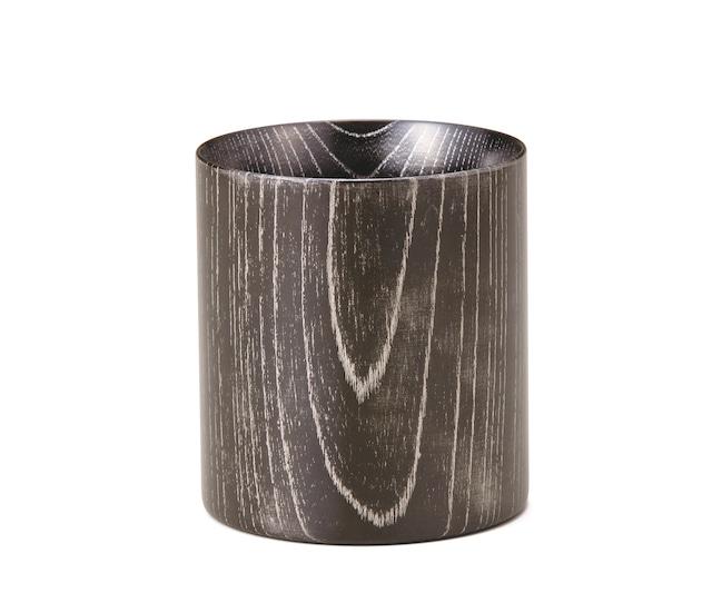 SX-0600 欅マグカップ ブラック/プラチナ