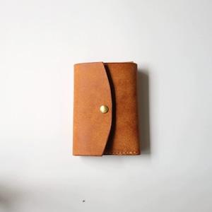 tri-fold wallet - co - プエブロ