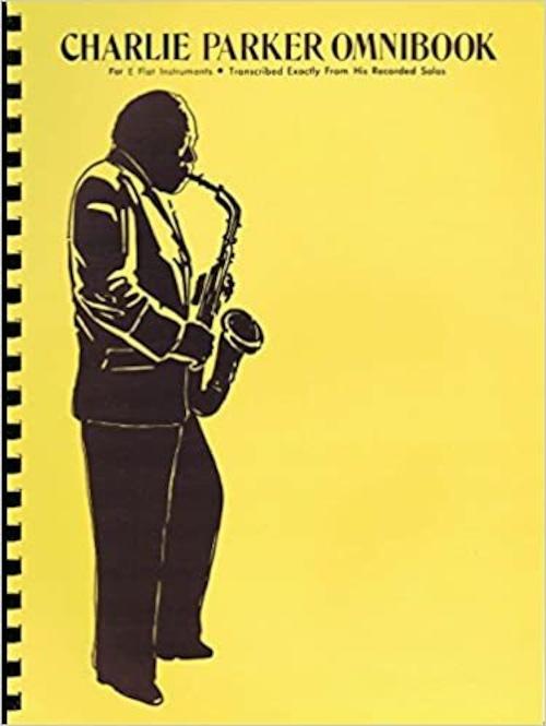 洋書 Charlie Parker Omni book Eb Vol.1 チャーリー・パーカー オムニブック Eb 第1巻(英語)