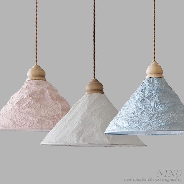 MILK デザイン和紙照明 ペンダント