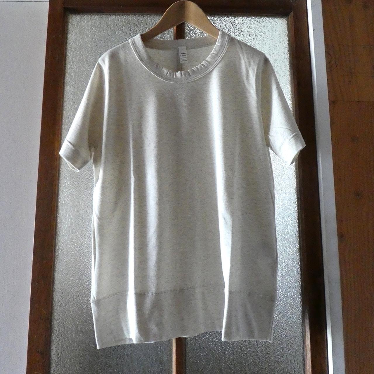 harmonie オーガニックコットン ベーシックTシャツ