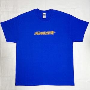 KICKOUT / T-shirts / KICKOUT / BLUE / S-XXL