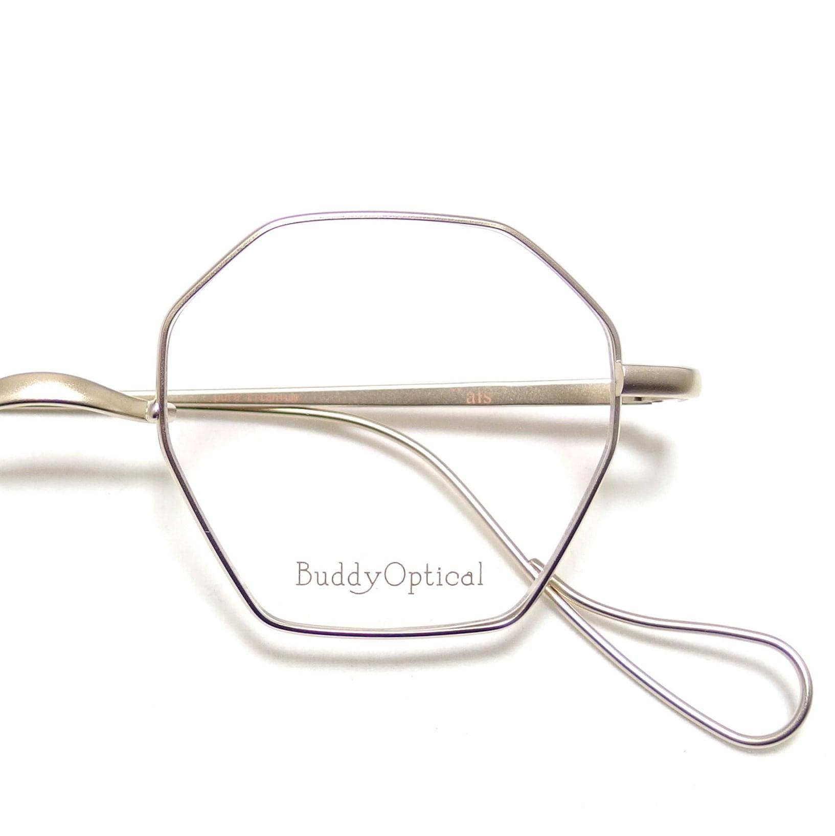 """【Buddy Optical】ais  """"matte gold"""""""
