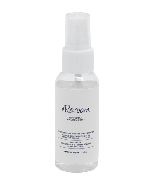 #Re:room HAND CLEAN ALCOHOL SPRAY[REG124]