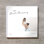 Simple white-MATERNITY_A4スクエア_6ページ/6カット_クラシックアルバム(アクリルカバー)