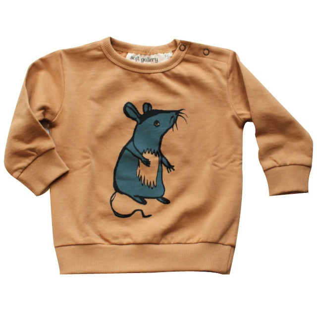 Soft Gallery Mouse Sweat (12m)