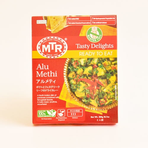 MTR READY TO EAT CURRY Alu Methi