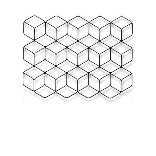 Fe Wall Deco 3×5