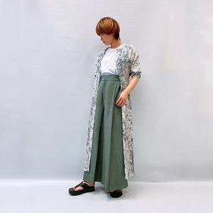 [SALE]RIM.ARK(リムアーク) Melissa lau satin gown 2021春夏新作[送料無料]