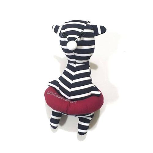 animal doll 浮き輪のこいぬ