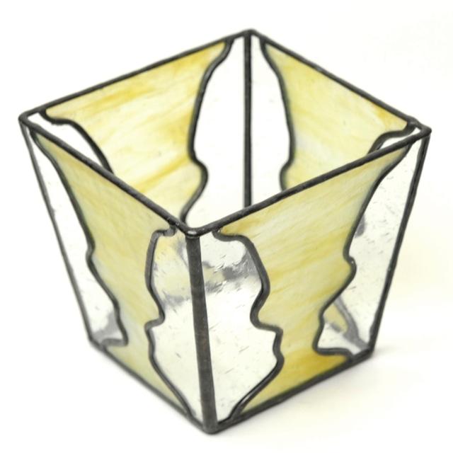 CLASSIC PLANTER ステンドグラス クラシック プランター デザイン ステンドガラス