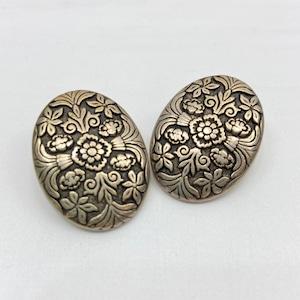 Vintage symmetry earring