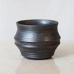 Roughness Black Plants Pot(No,03)※MEDIUM