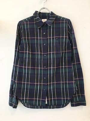[SALE]BED&BREAKFAST 2018SS VARIETY チェックシャツ