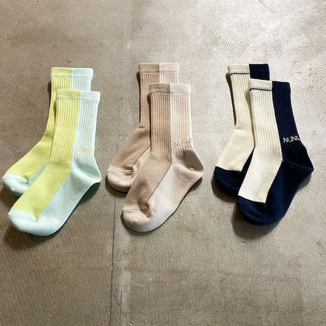 "nunuforme  nunuforme ソックス"" socks025 ※メール便OK"