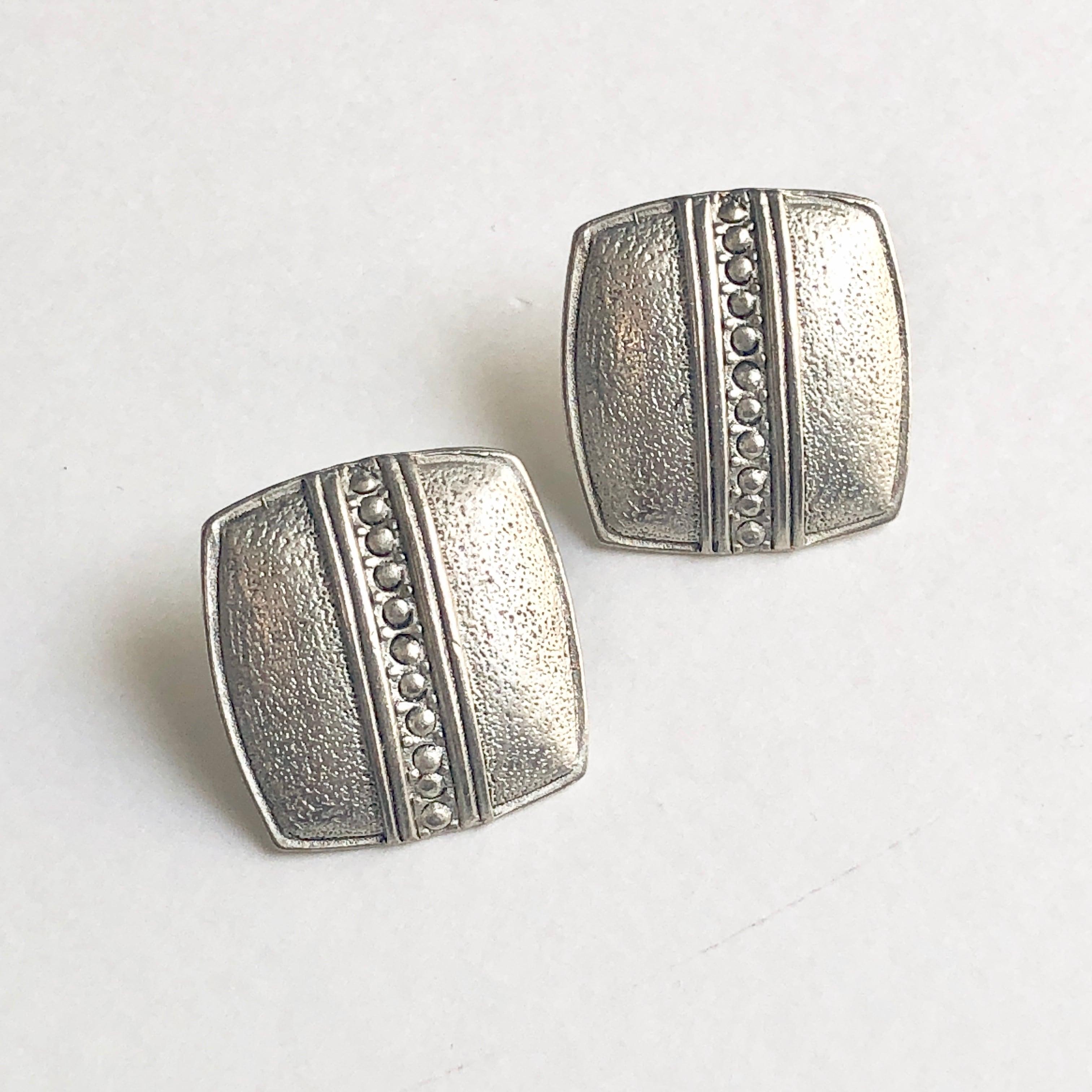 Vintage new stock earrings S-003x