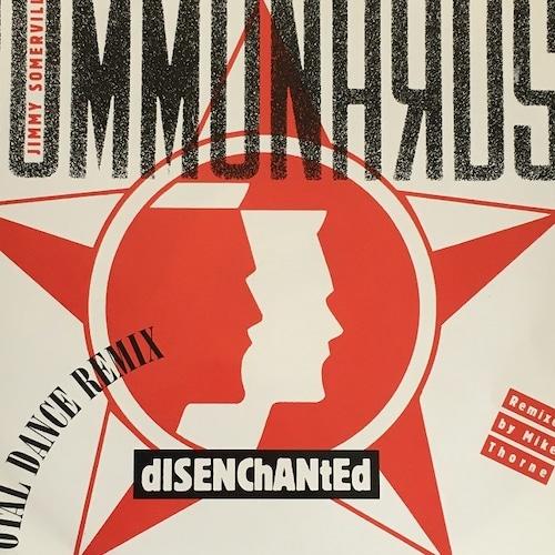 【12inch・英盤】Communards / Disenchanted (Total Dance Remix)