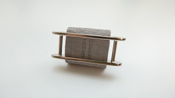 イヤホンコードホルダー ◻︎グレー◻︎ earphone cord holder - 画像3