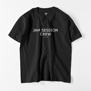 JAM SESSION CREW T (BLACK)