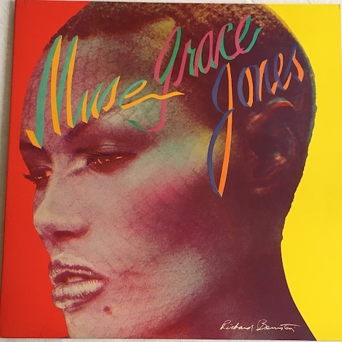 【LP・米盤】Grace Jones / Muse
