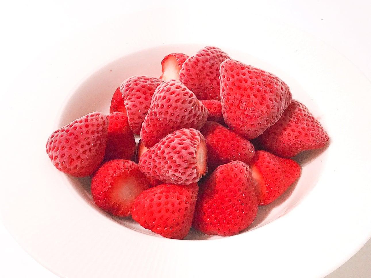 冷凍いちご(品種おまかせ)1.6kg(800gx2袋) お菓子、ジャム作りに最適!